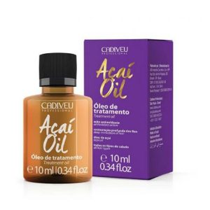 SÉRUM PROTECTEUR AÇAÍ OIL CADIVEU 60 ML
