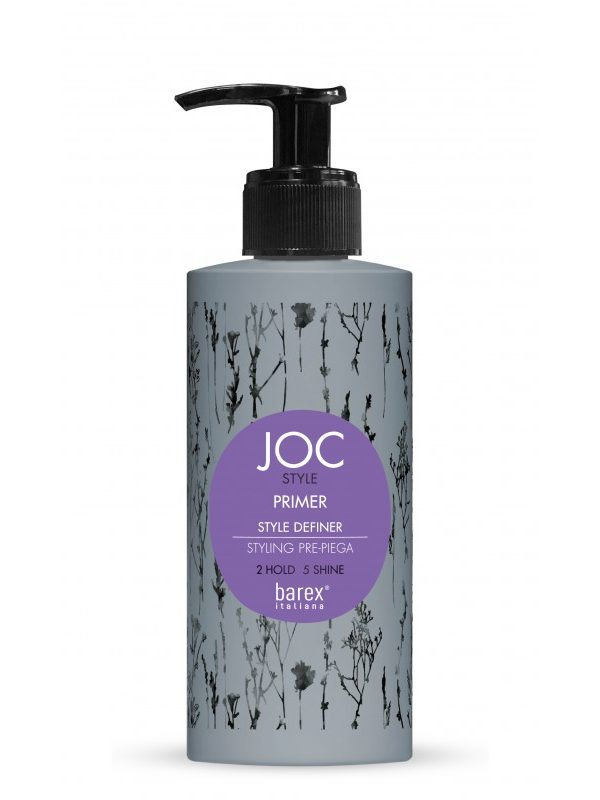 Masque sans rinçage pour lisser ou boucler les cheveux JOC STYLE BAREX 200 ml