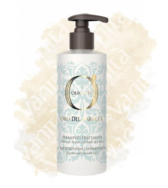 Shampoing Oro del marocco sans sulfate