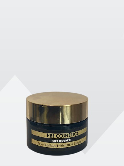 Botox capillaire HBS COSMETICS  50gr