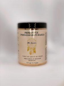 glossy caviar botox